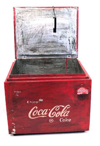 Coca cola nevera portátil Cooler