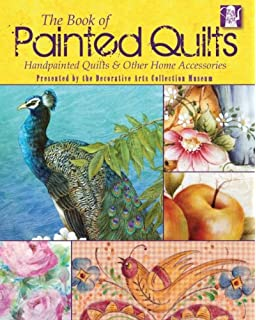 The Painted Quilt: Paint and Print Techniques for Color on Quilts ... : painted quilt - Adamdwight.com