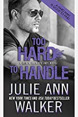 Too Hard to Handle (Black Knights Inc. Book 8) Kindle Edition