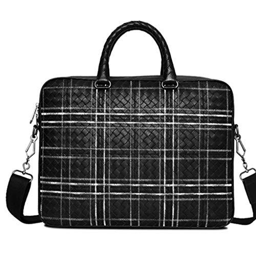 Bag Borsa Professionale In 14 Business Laptop Cjc Uomo Custodia Valigetta Per Pelle Da Pollice OPYtwd