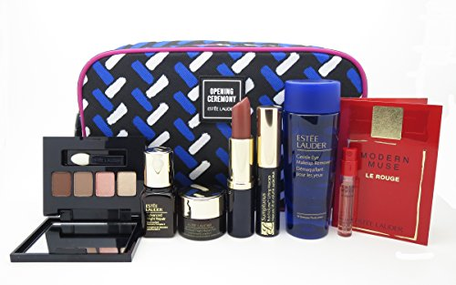 Estee Lauder 2015 Fall 8-piece Skincare Makeup Gift Set - Subtle