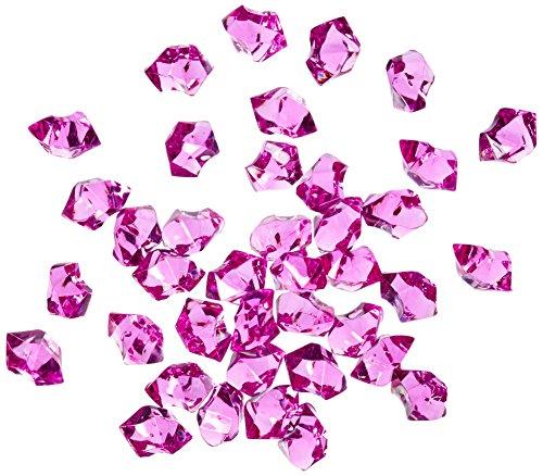 Homeford FPF0750407FU 150 Piece Acrylic Ice rocks Crystal...