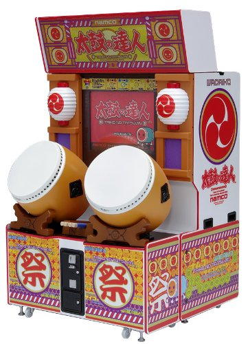 太鼓の達人[初代]アーケード筐体 (1/12スケール プラスチックキット)
