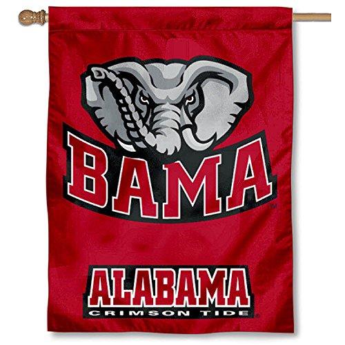 Alabama Crimson Tide Flag (University of Alabama Crimson Tide House Flag)
