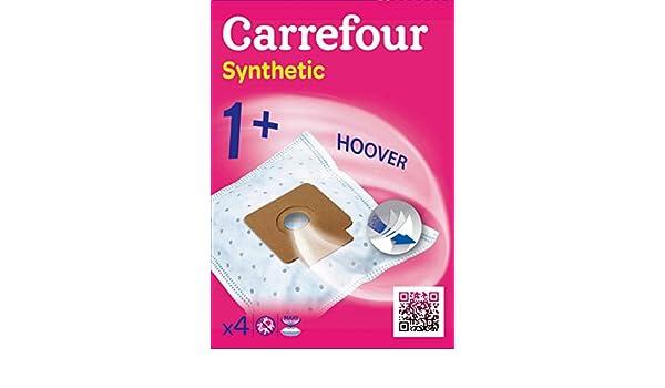 Carrefour 048933 Bolsa para el polvo accesorio y suministro de vacío - Accesorio para aspiradora (Bolsa para el polvo, Multicolor, 260 mm, 300 mm, 100 g, Caja): Amazon.es: Hogar