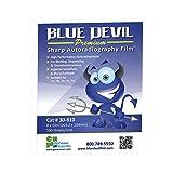 Autoradiography Film 8x10, Blue Devil, Premium, 100 Sheets/Unit