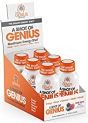 Shot of Genius - Nootropic Energy Shots ...