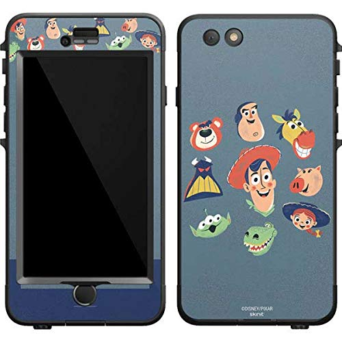 new products 9a20c 869c5 Amazon.com: Skinit Toy Story Crew LifeProof Nuud iPhone 6 Plus Skin ...