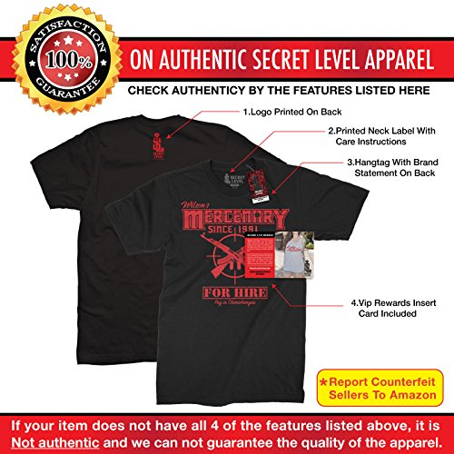 eadb1ec55e9 Deadpool Inspired-Wade s Mercenary For Hire T-Shirt Pay in Chimichangas  Black well-