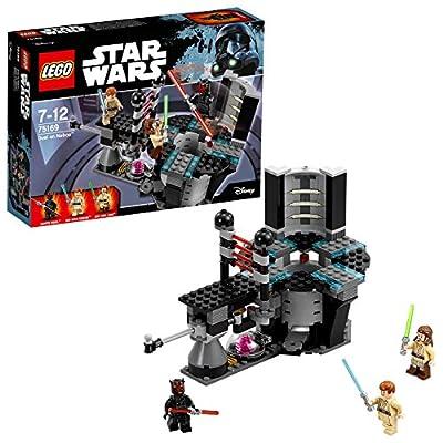 Lego Star Wars - 75093 - Jeu De Construction - Le Duel Final De L'étoile De La Mort