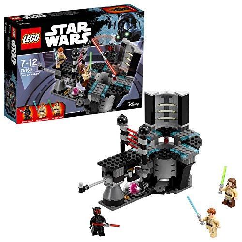 - LEGO 75169 Star Wars Duel on Naboo