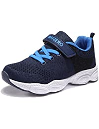 Kids Tennis Shoes Breathable Running Shoes Lightweight Walking Shoes Fashion Sneakers for Boys and Girls