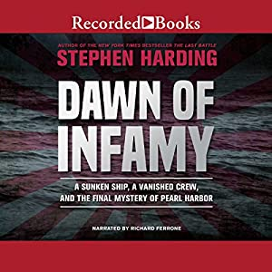 Dawn of Infamy Audiobook