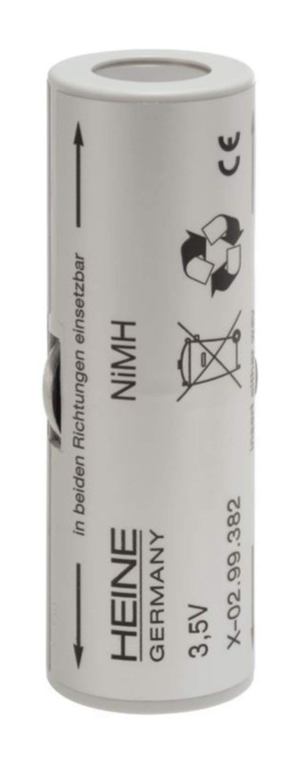 Heine 3.5V NIMH rechargeable battery for BETA Handles by The Heine USA Ltd X- Incorporated