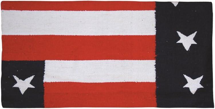Coton Show Blanket.Western Line Lakota Tapis de Selle Navajo