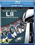 football blu ray - NFL Super Bowl LII Champions: The Philadelphia Eagles COMBO [Blu-ray]