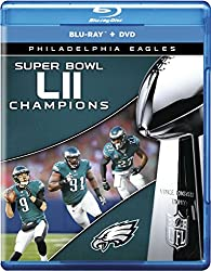 NFL Super Bowl LII Champions: The Philadelphia Eagles COMBO [Blu-ray]