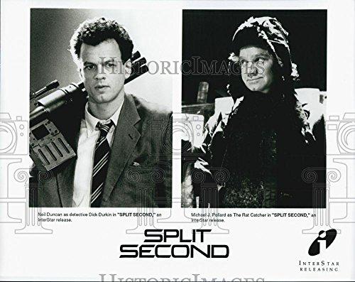 split second 1992 - 9