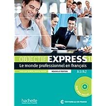 Objectif Express 1 Ne: Livre de L'Eleve + DVD-ROM