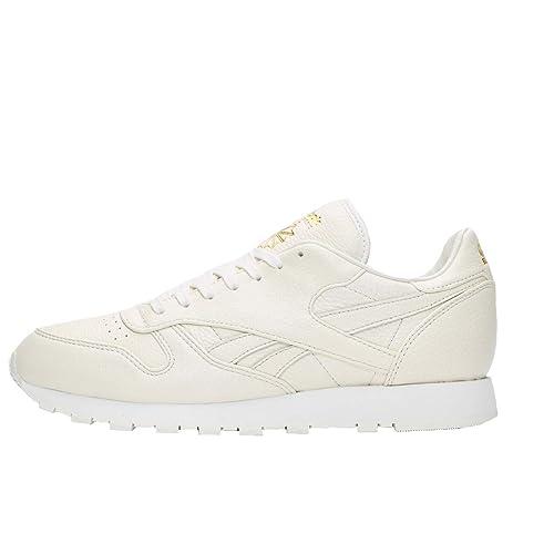 Reebok Classics Premium Leather Mens Trainers  Amazon.co.uk  Shoes ... 19565b1e5