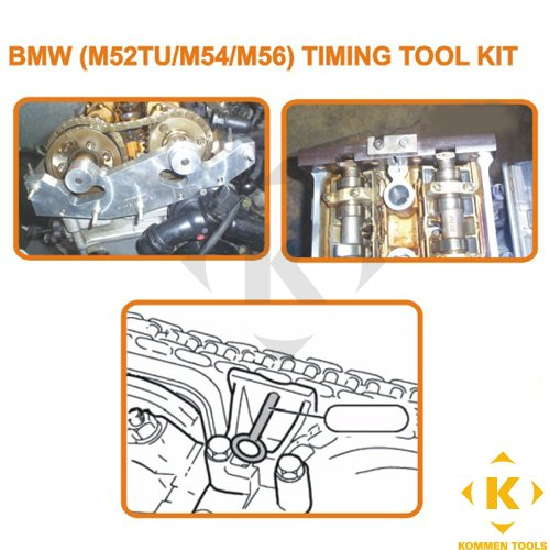 BMW Double Vanos Camshaft Alignment Tool Set