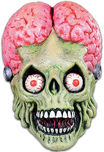 Gardenoaks Mars Attacks - Drone Martian Full Head