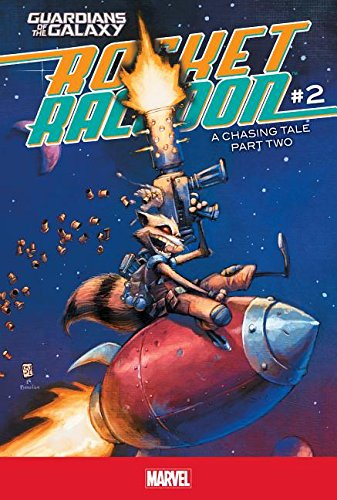 A Chasing Tale Part Two 2 (Guardians of the Galaxy: Rocket Raccoon)