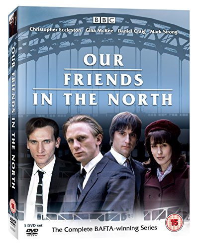 (Our Friends in the North - Complete Series - 3-DVD Box Set [ NON-USA FORMAT, PAL, Reg.2 Import - United Kingdom ])