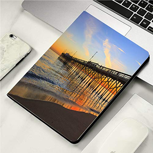 (Case for iPad air1 2 Case Auto Sleep/Wake up Smart Cover for iPad 9.7