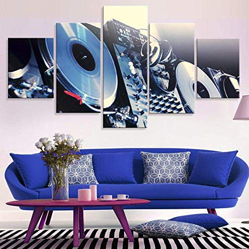 mmwin HD Impreso Moderno Lienzo Imágenes de la Sala de ...
