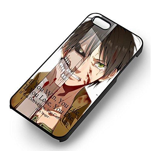 If You Win, You Life pour Coque Iphone 6 et Coque Iphone 6s Case (Noir Boîtier en plastique dur) D5O0FT
