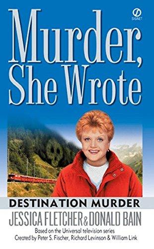 Read Online Murder, She Wrote: Destination Murder ebook