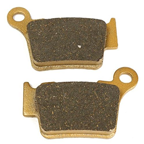 Hitommy Pair Rear Brake Pads for KTM SX 125/150 EXC 250/400 Husqvarna CR 125/250 TE 310/410