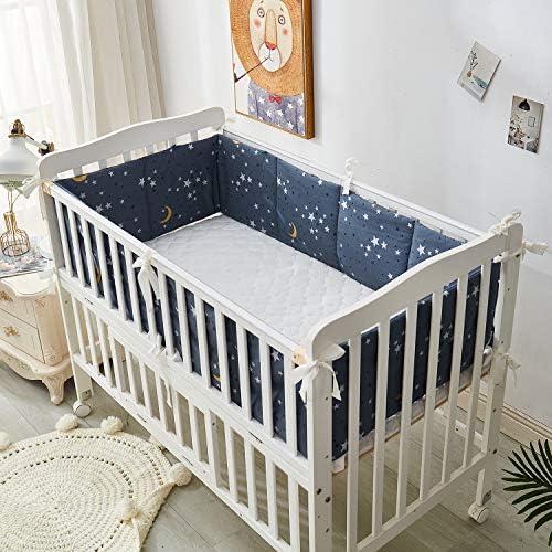 TEALP Wieg Bumper Babybedje Bumper