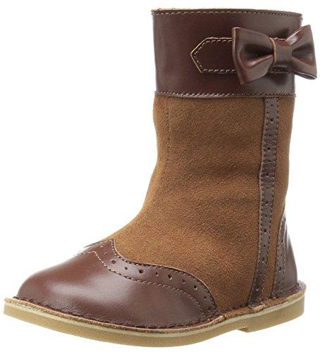Livie & Luca Girls' Whitney Boot, Cognac, 9 M US Toddler