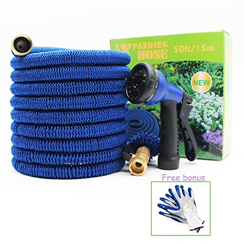 Light Blue Garden Hose in US - 9