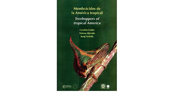 Membracidos De La America Tropical Treehoppers Of Tropical America Carolina Godoy Ximena Miranda Kenji Nishida 9789968927109 Amazon Com Books