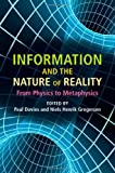 Information and the Nature of Reality, , 0521762251