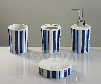 ... Blue Bathroom Accessories Uk