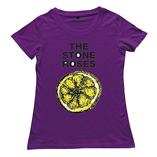 goldfish-womens-nerd-brand-the-stone-roses-t-shirt-purple-us-size-xl