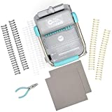We R Memory Keepers Kit Cinch, Plastic and Metal, Blue, One Size
