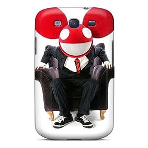 Samsung Galaxy S3 Lau1622JHrf Allow Personal Design Vivid Deadmaus Pictures Protective Hard Phone Cases -MarcClements