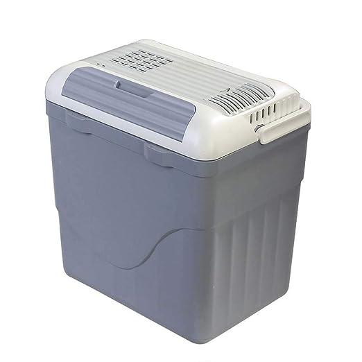 HNFYJQ Mini refrigerador portátil para automóvil, refrigerador y ...