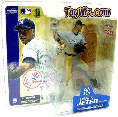 Action Figure McFarlane Sportspicks Derek Jeter Chase Variant MLB Series 5