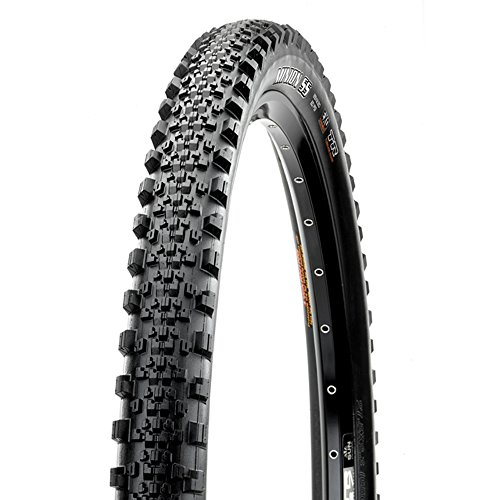 Maxxis Minion DHR II 3C EXO Tubeless Ready Wide Trail Casing Folding Bead 29x2.4 Knobby Bicycle Tire - -
