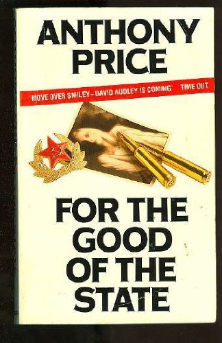 """For the Good of the State"" av Anthony Price"