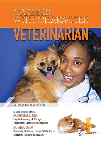Read Online Veterinarian (Careers With Character) pdf epub