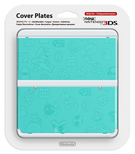 - New Nintendo 3ds Cover Plates No.026 (emboss)[Nintendo 3DS]