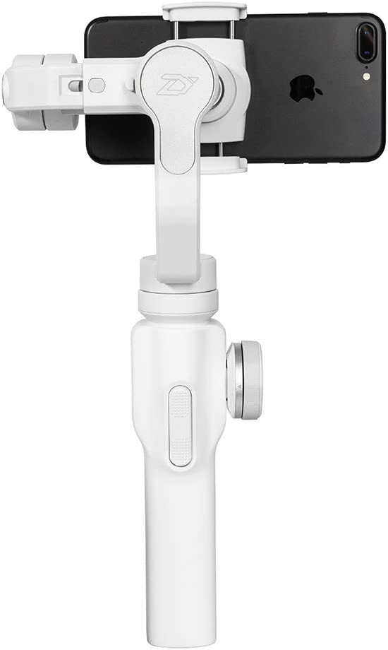 S9 S8 S10 S9 Zhiyun Smooth 4 3-Axis Handheld Gimbal Stabilizer for Smartphone Like iPhone Xs Max Xr X 8 Plus 7 6 SE Samsung Galaxy S10e S10 S8 S7 S6 Edge Note9 Note8 Upgraded Smooth-Q III White