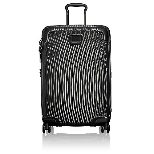 TUMI - Latitude Short Trip Hardside Packing Case Medium Suitcase - Rolling Luggage for Men and Women - Black